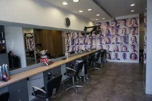 Studio Atoato odmieniło salon fryzjerski