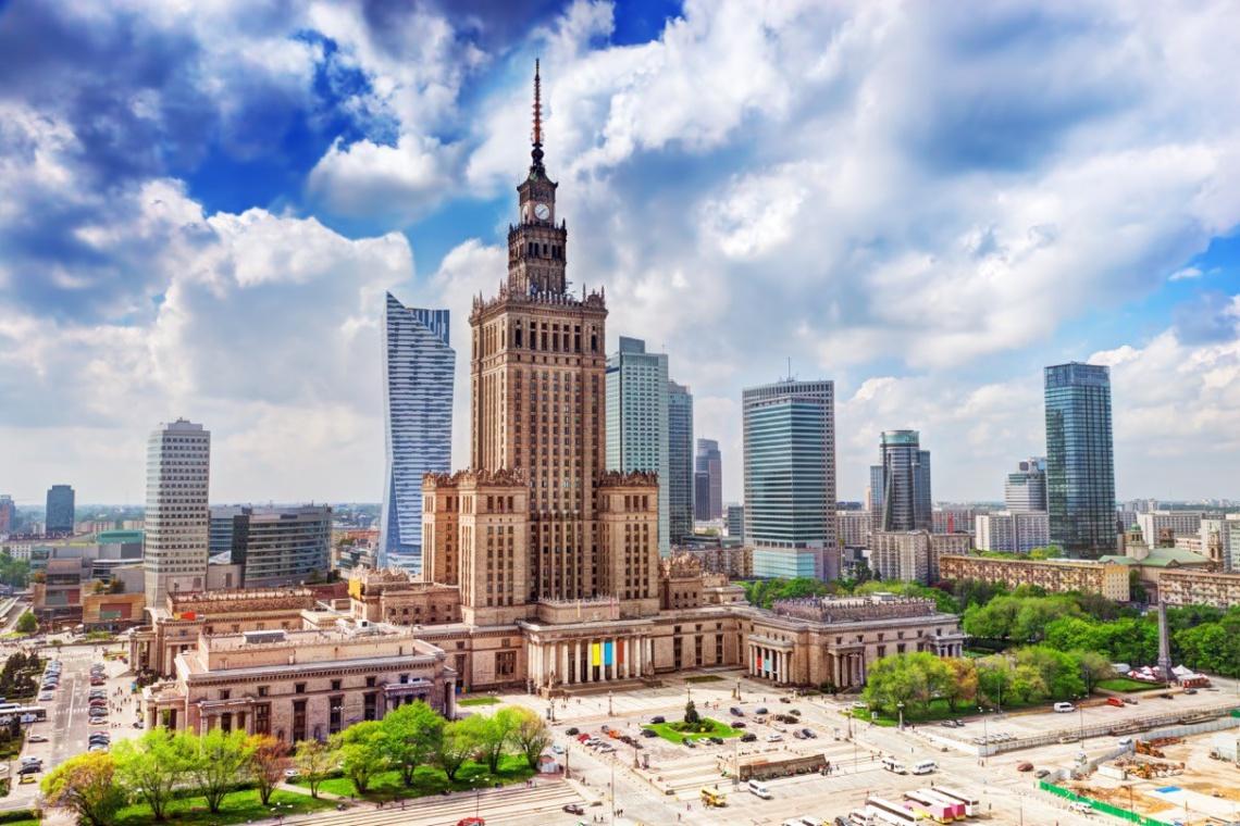Prawomocna zgoda na budowę 310-metrowego wieżowca w Warszawie
