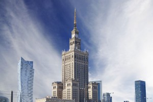 Pałac Kultury i Nauki obchodzi 60. urodziny