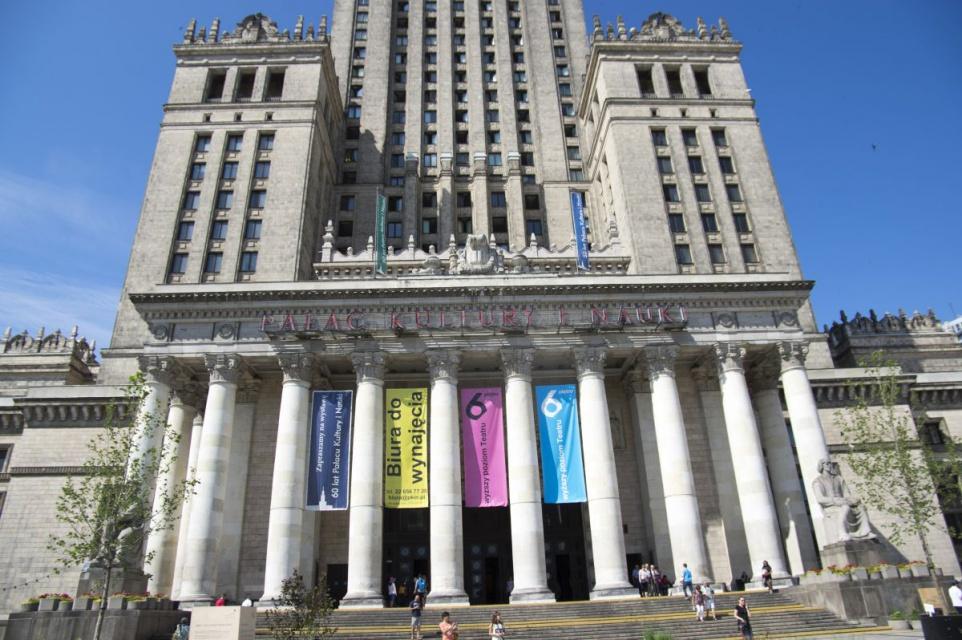 Klątwa Pałacu Kultury i Nauki