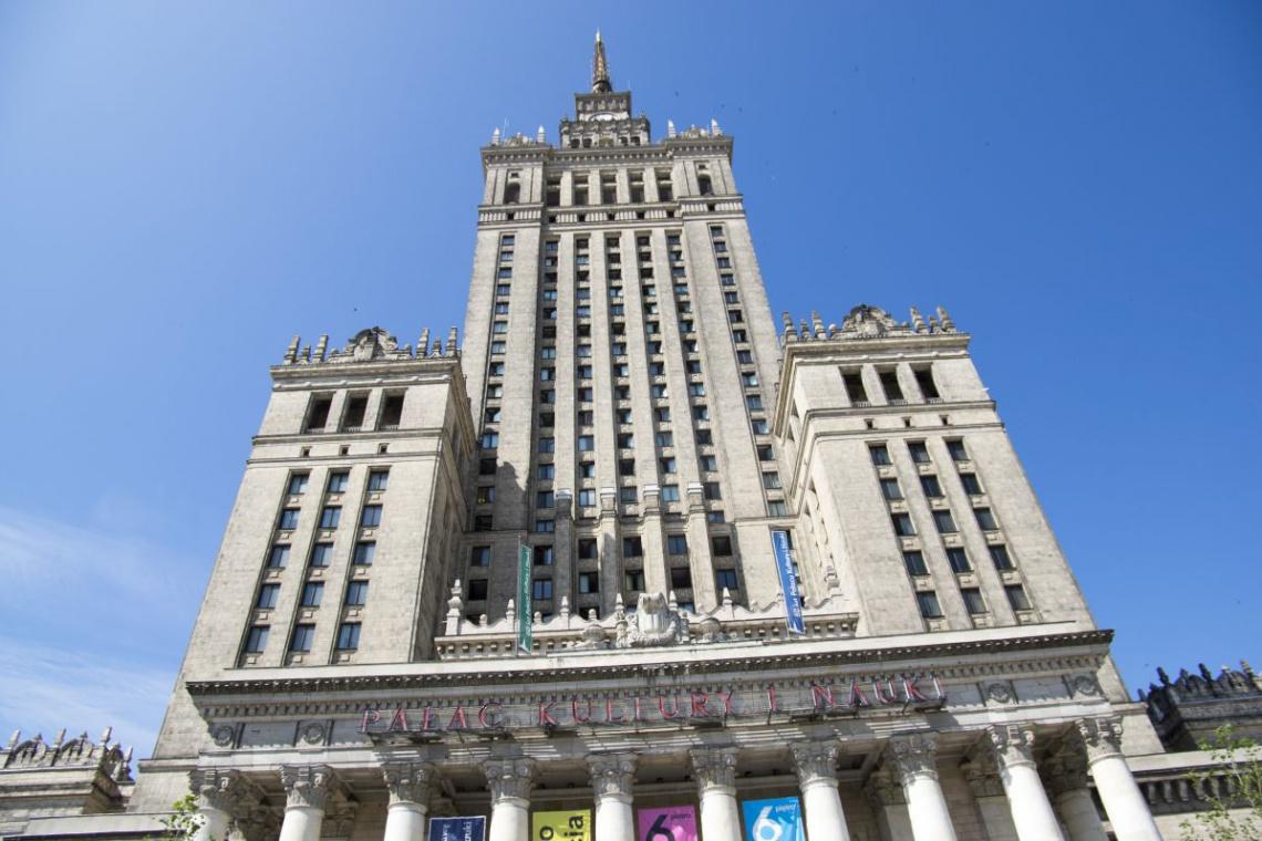 Morawiecki: jestem za tym, żeby zburzyć Pałac Kultury i Nauki