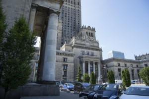 Czy należy wyburzyć Pałac Kultury i Nauki? Odpowiada Mateusz Tański