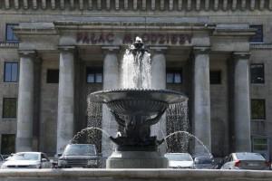 O Pałacu Kultury mówi Paweł Paradowski z Open Architekci
