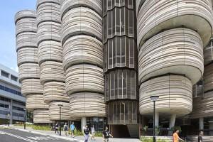 Zobacz bibliotekę, muzeum, szpital i uniwersytet przyszłości
