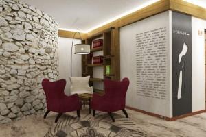 ET Studio odmienia Hotel Podklasztorze w Opactwie Cysterów