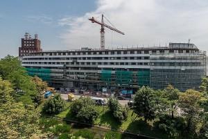 Skomplikowana operacja z użyciem Corianu na OVO Wrocław