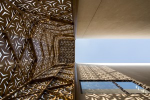 Szpital w Kuwejcie urzeka zjawiskową architekturą