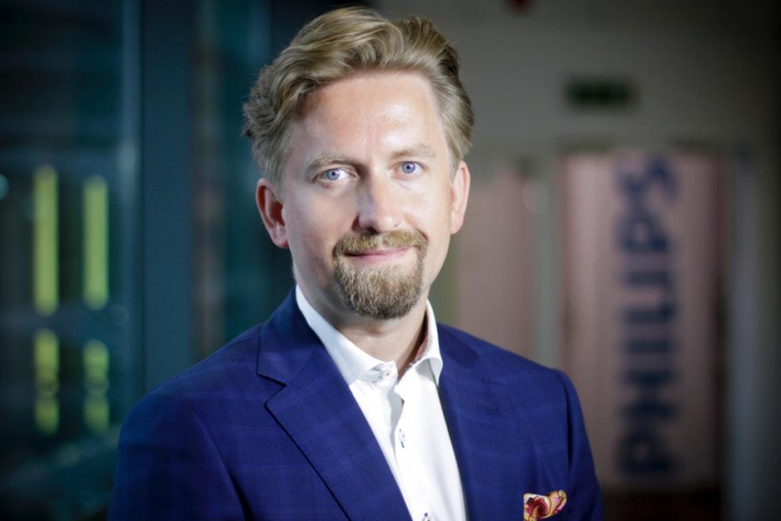 Bartosz Soroczyński z Philips o zintegrowanych systemach oświetleniowych