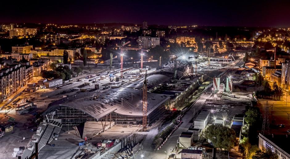 Kiedy zakończy się budowa dworca Łódź Fabryczna?