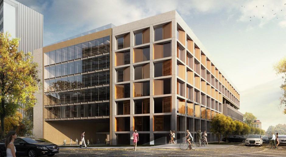 Startuje budowa projektu BLM Architekci