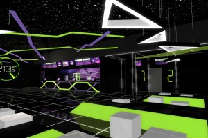 Kosmiczne kino 3D spod kreski Formacja Projekt