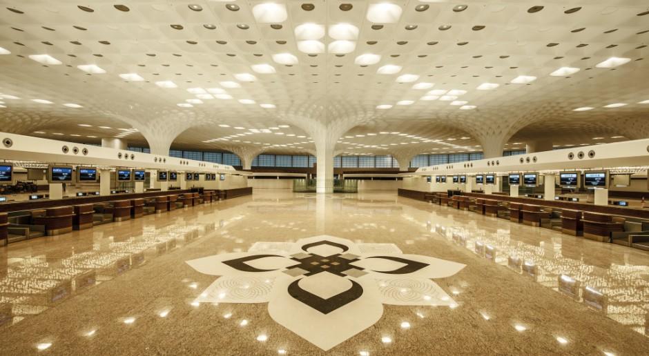Lotnisko jak UFO