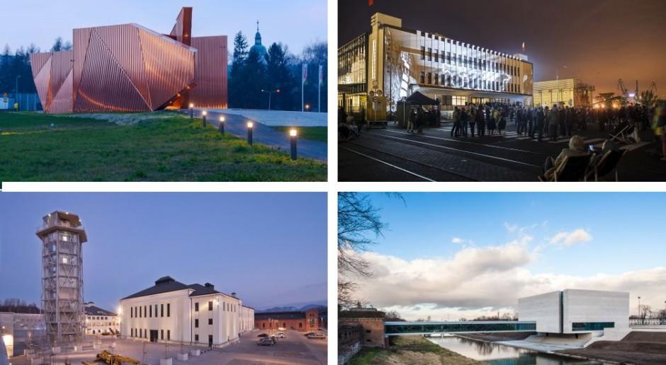 Nowo powstałe muzea zachwycają architekturą