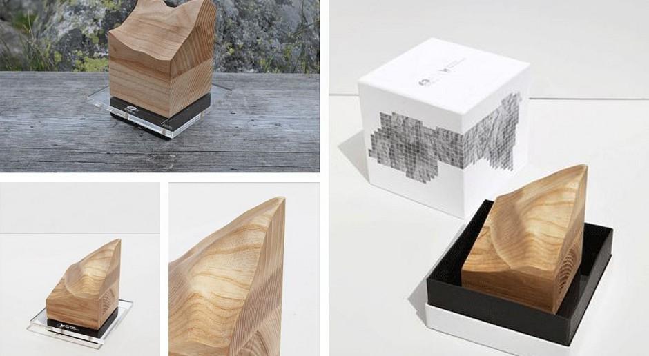 Tatry z drewna w 3D