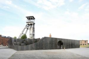Gigantyczny labirynt projektu Gijs van Vaerenbergh