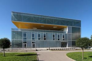AWF Poznań - mocny w wyrazie obiekt sportowy od Neostudio