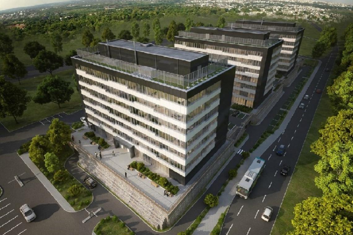 Najbardziej zielone biurowce w Polsce wg BREEAM