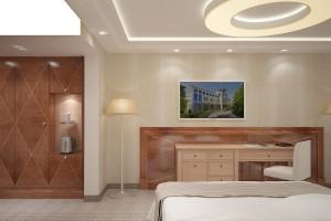 Pik Studio odmieniło wnętrze hotelu Haffner