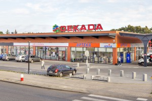 Centra convenience od Dekady