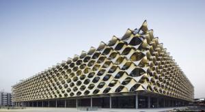 Zjawiskowa architektura Biblioteki Narodowej w Arabii Saudyjskiej