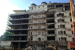 Smyk, Koszyki, Hotel Europejski - zabytki od nowa?