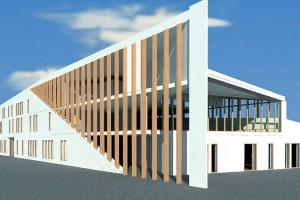 Nowe wieści z budowy najlepszej bazy wioślarskiej w Polsce