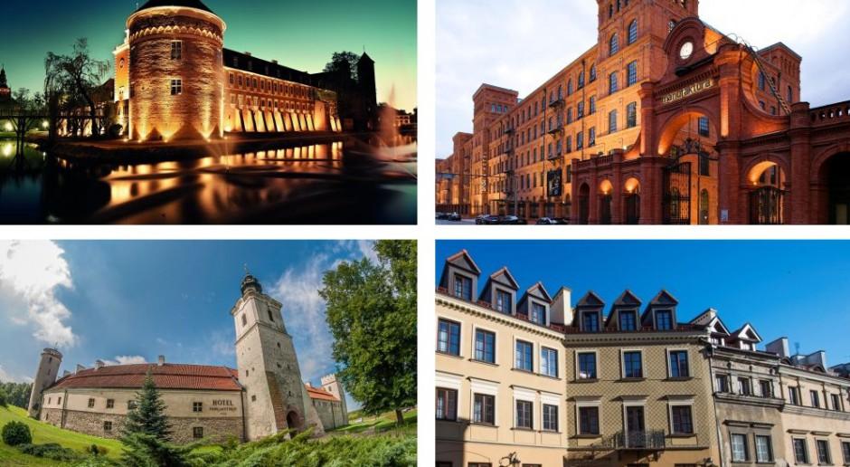 Zobacz hotele, gdzie luksus spotyka się z historią
