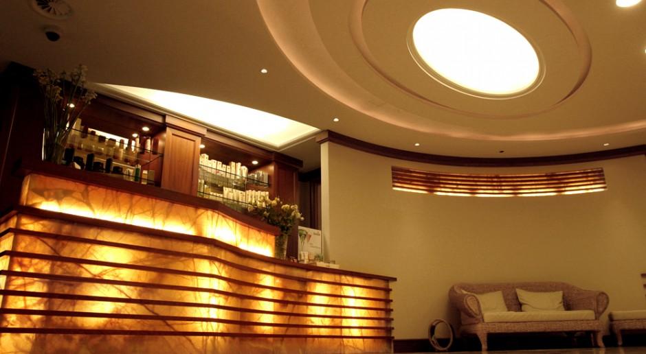 Tak wygląda strefa SPA w luksusowym hotelu Haffner