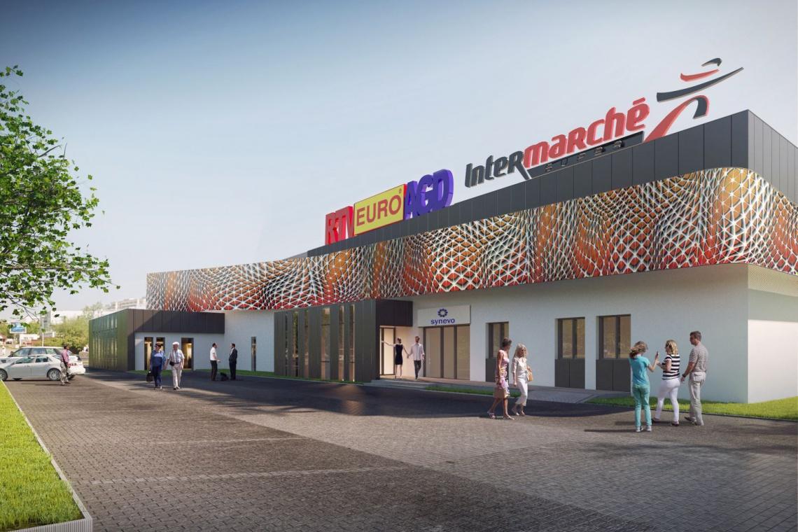 ETC Gdańsk przebudowuje Budimex według pracowni Andrzejewskich