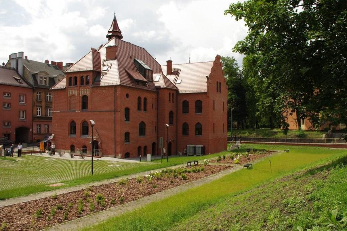 Muzeum Powstań Śląskich to projekt pracowni An Archi Group