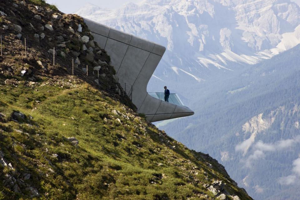 10 najlepszych budynków Zahy Hadid