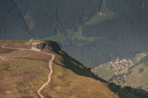 Muzeum wśród alpejskich szczytów. To projekt Zahy Hadid