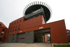 Centrum Leczenia Oparzeń - nowa jakość w przestrzeni publicznej Siemianowic Śląskich