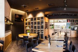 Restauracje w stylu industrialnym