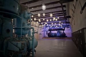Kino, pub, sala koncertowa i bankietowa w zabytkowej kopalni