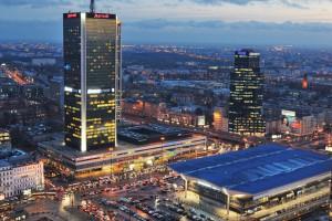 Pięciogwiazdkowe hotele Warszawy
