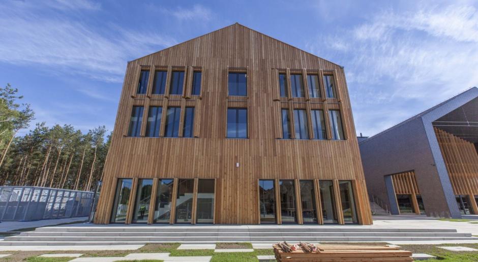 Centrum dla kultury i rekreacji w Sierpcu - oryginalna architektura i wyjątkowy klimat