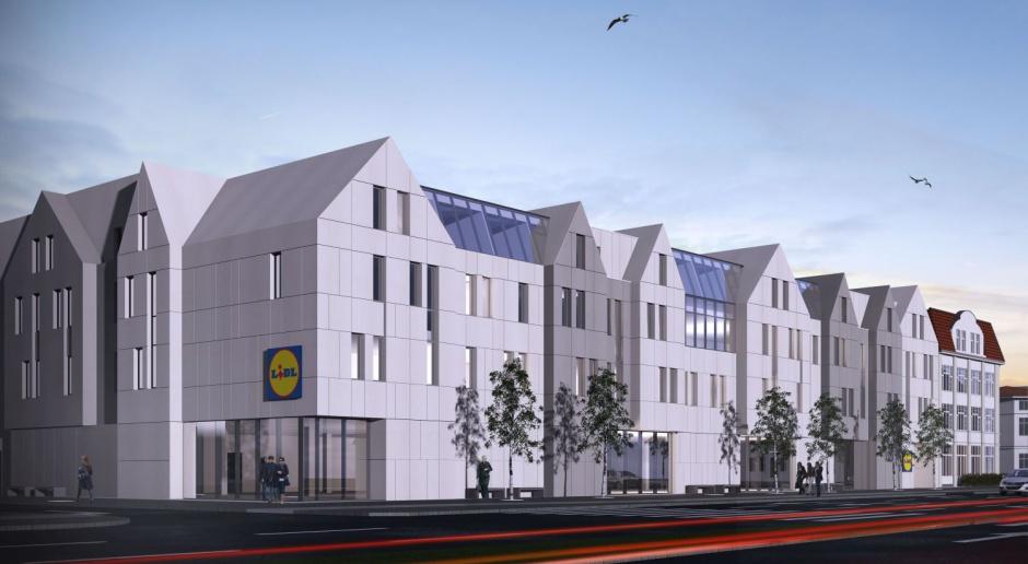 Gdańsk: W starej przychodni będzie hotel Hampton by Hilton