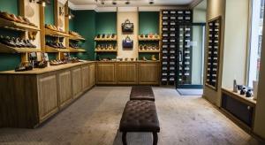 Pierwszy salon Loake w Polsce. To projekt 370studio