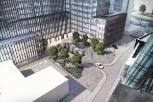 Architekci z PBPA pracują nad koncepcją City Tower w Warszawie
