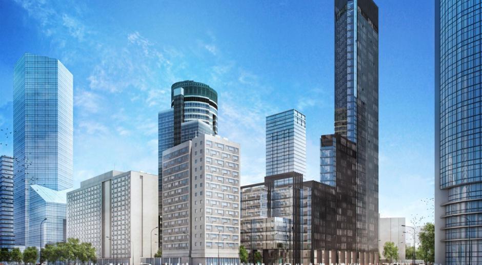 City Tower - tak będzie wyglądał nowy wieżowiec w Warszawie