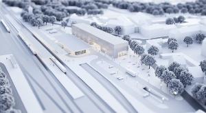 To oni zaprojektują dworzec połączony z centrum kultury w Golenowie