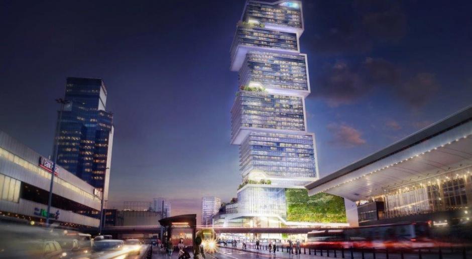 Kolejny wieżowiec w stolicy coraz bardziej realny