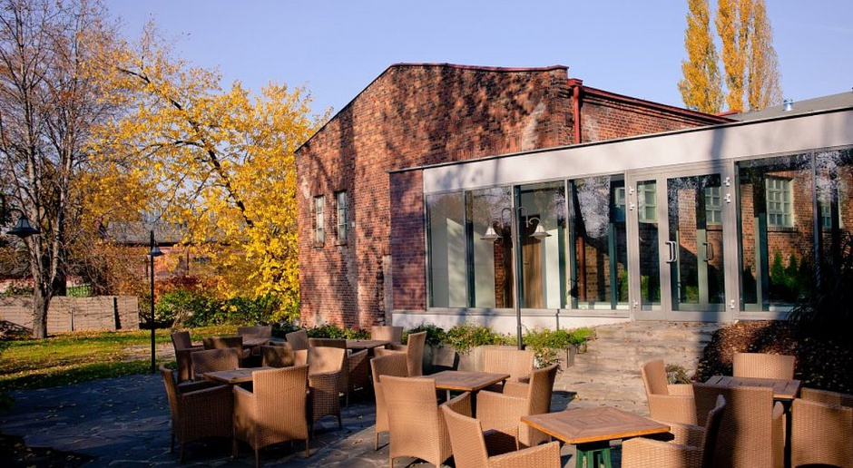 Śląski kompleks Sztygarka - hotel i przestrzeń dla kultury