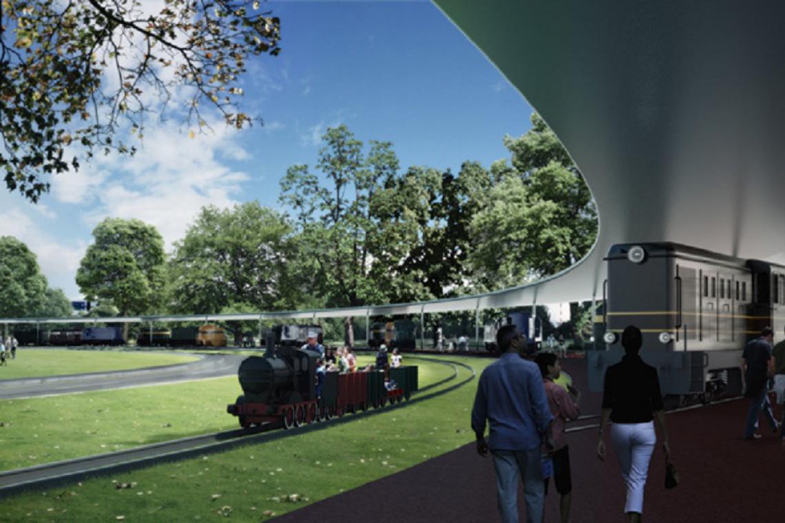 Stacja Muzeum - nowa wizja Odolan