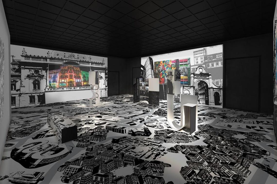 Nizio Design International z projektem ekspozycji Łodzi na Expo 2015