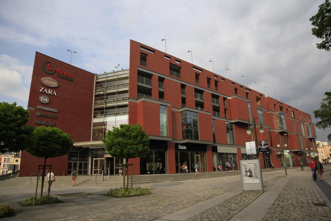 Solaris Center zbuduje parking dla Opolan