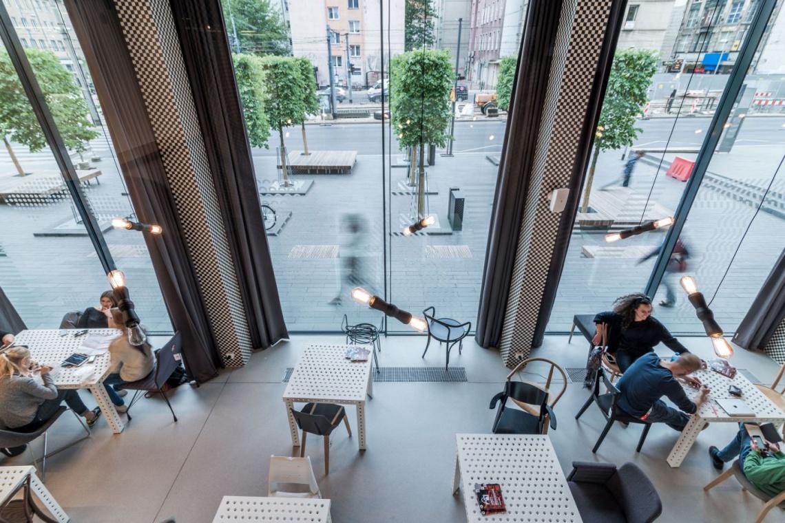 Nowy Bar Barbara we Wrocławiu to projekt Major Architekci