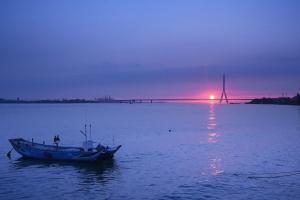 Jedyny taki na świecie most w Tajwanie. To projekt Zahy Hadid