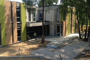 Jak powstaje Dom Ronalda McDonalda - WIDEO